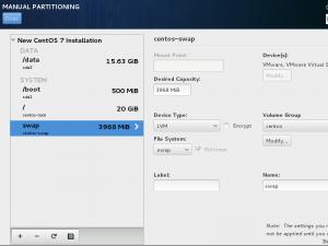 CentOS7 安装和部分设置参考 - 第8张    运维日志